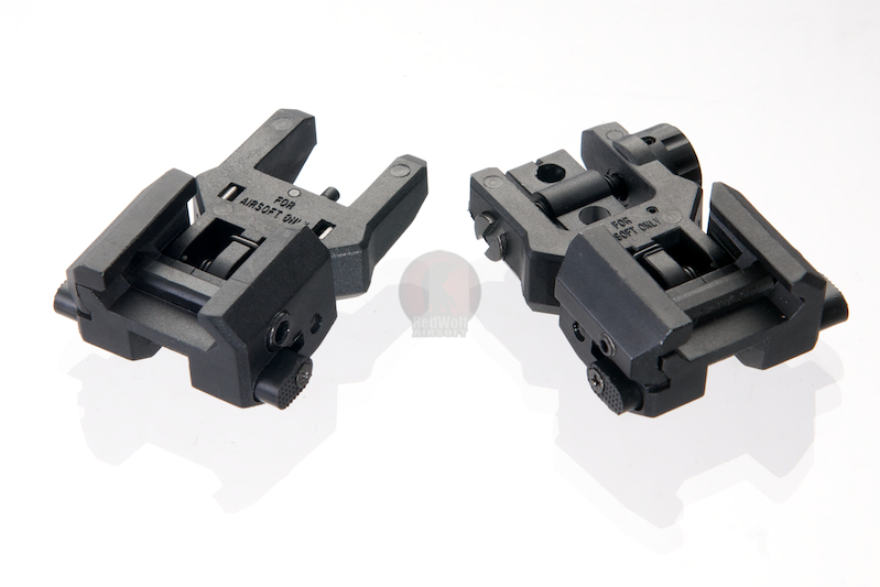 CAA Airsoft Division Roni Sight set - BK