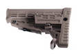 CAA Airsoft Division Collapsible Buttstock - DE
