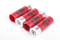 APS Co2 Cartridge (4pcs / pack) - Red