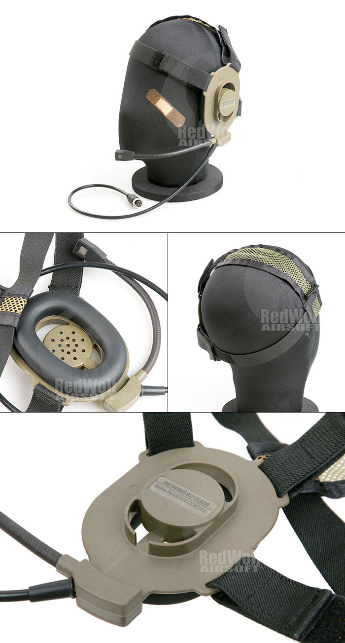 Cavalvy Elite II Headset Only (TN)