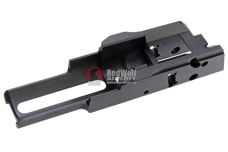 COWCOW Technology Aluminum CNC Enhanced Trigger Housing for Tokyo Marui Model 19 GBB Pistol