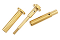 COWCOW Technology RM1 Stainless Steel Guide Rod for Tokyo Marui Hi-Capa 5.1 / 4.3 GBB Series - Gold
