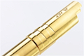 COWCOW Technology OB1 Stainless Steel Threaded Outer Barrel for Tokyo Marui Hi-Capa 5.1 GBB Series (.45 marking) - Gold