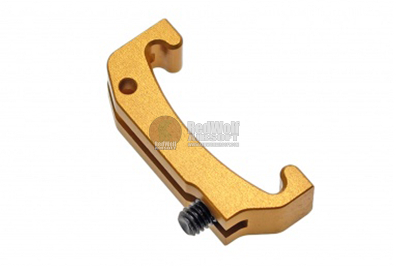 COWCOW Technology Module Trigger Base for Tokyo Marui Hi-Capa & 1911 GBB Pistol - Gold