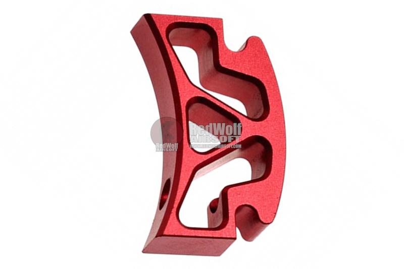 COWCOW Technology Module Trigger Shoe A  for Tokyo Marui Hi-Capa & 1911 GBB Pistol - Red