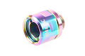 COWCOW Technology A01 Stainless Steel Silencer Adapter (11mm CW to 14mm CCW) - Rainbow