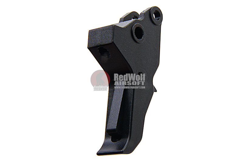 COWCOW Technology Aluminium Tactical Trigger for Tokyo Marui M&P9 GBB Pistol - Black