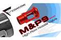 COWCOW Technology High Flow Nozzle Valve w/ Valve Spring for Tokyo Marui M&P9 GBB Series