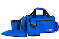 CED Deluxe Professional Range Bag for IPSC / USPSA / IDPA - Royal Blue<font color=yellow> (Summer Sale)</font>