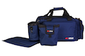 CED Deluxe Professional Range Bag for IPSC / USPSA / IDPA - Navy Blue
