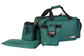 CED Deluxe Professional Range Bag for IPSC / USPSA / IDPA - Hunter Green