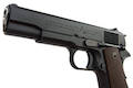 Cybergun Colt 1911 GBB Pistol - Black (by WE)