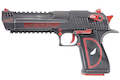 Cybergun WE 'DeadPool Painted Version' Desert Eagle L6 .50AE GBB Pistol (by WE)