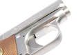 Cybergun Licensed Colt .25 GBB Pistol with Marking - Silver