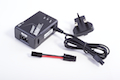 BOL Mini NiCd / NiMH Auto Detect Battery Charger w/ UK 2-Pin Plug (110v-240v)