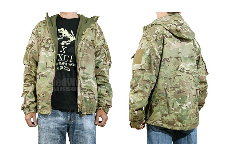 PANTAC Ranger Hoodie (X-Large / Crye Precision Multicam)