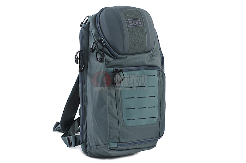 SOG Evac Sling 18 Backpacks - 18L Sling Bag with Molle (Grey)