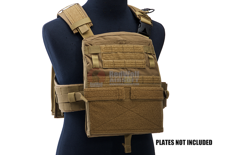 Crye Precision (By ZShot) Adaptive Vest System (AVS) (M Size / Coyote Brown)