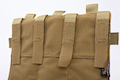 Crye Precision (By ZShot) AVS / JPC 5.56 Magazine Pouch (Coyote Brown)