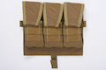Crye Precision (By ZShot) AVS / JPC 7.62 Magazine Pouch (Coyote Brown)