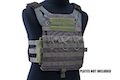 Crye Precision (By ZShot) Jumpable Plate Carrier JPC 2.0 w/ Flat M4 Molle Front Flap (M Size / Grey)