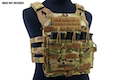 Crye Precision (By ZShot) Jumpable Plate Carrier JPC 2.0 w/ Flat M4 Molle Front Flap (M Size / Multicam)