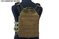 Crye Precision (By ZShot) AVS / JPC Zip-On Molle Back Panel (M Size / Coyote Brown)
