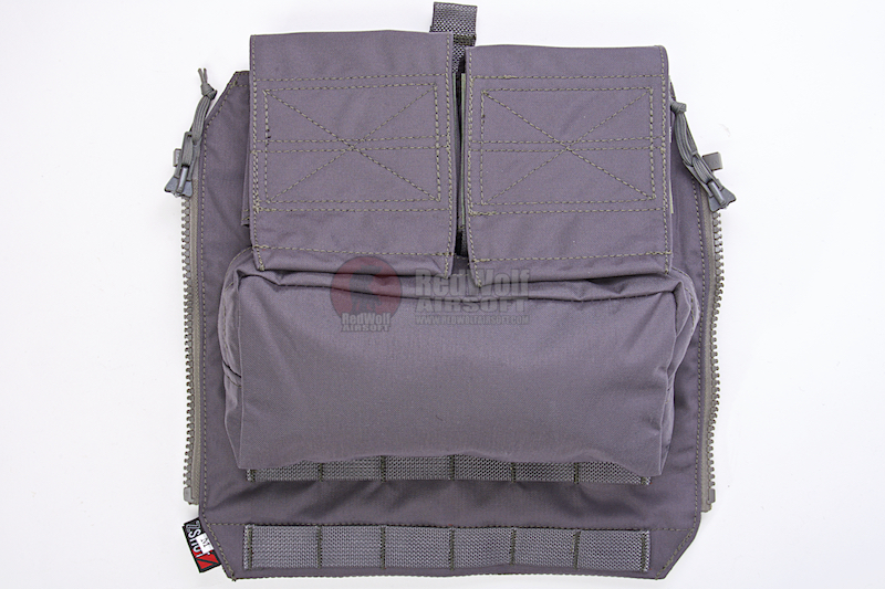 Crye Precision (By ZShot) AVS / JPC Zip-On Pouch (M Size / Grey)