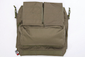 Crye Precision (By ZShot) AVS / JPC Zip-On Pouch (M Size / Ranger Green)