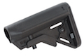 Crusader B5 Style Bravo Enhanced Sopmod Buttstock - Black