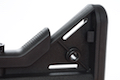 Crusader Bravo Enhanced Sopmod Buttstock - Black