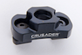 Crusader M-LOK QD Type Sling Swivel Mount  - Black