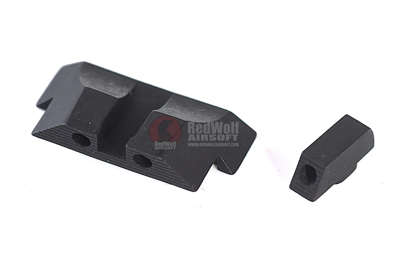 Crusader Steel Made Night Sights for GK Tactical / Stark Arms G Series