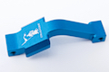 Crusader Extended Trigger Guard for Umarex / VFC M4 / HK416 GBBR - Blue (by VFC)
