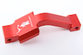 Crusader Extended Trigger Guard for Umarex / VFC M4 / HK416 GBBR - Red (by VFC)