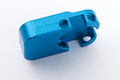 Crusader M4 Match Type Extended Bolt Catch Button for VFC M4 GBBR - Blue