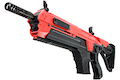 CSI Airsoft S.T.A.R. XR-5 (FG-1502) Advanced Main Battle AEG Rifle (Red)