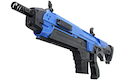 CSI Airsoft S.T.A.R. XR-5 (FG-1506) Advanced Main Battle AEG Rifle (Blue)