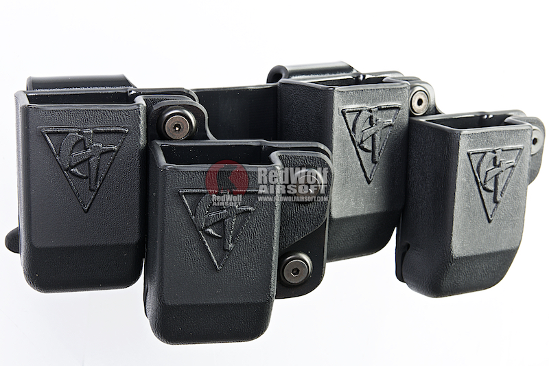 Comp-Tac Beltfeed (G9/40) for G Series Magazine (Right Hand / Black)