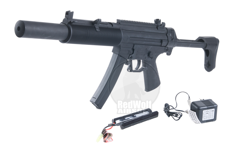 Cybergun GSG552 Integrated Silencer