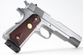 Inokatsu COLT MKIV / Series 70 Government Model Steel Version - Silver