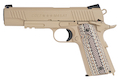 Cybergun Colt M45A1 Rail CO2 GBB Pistol - Desert Tan