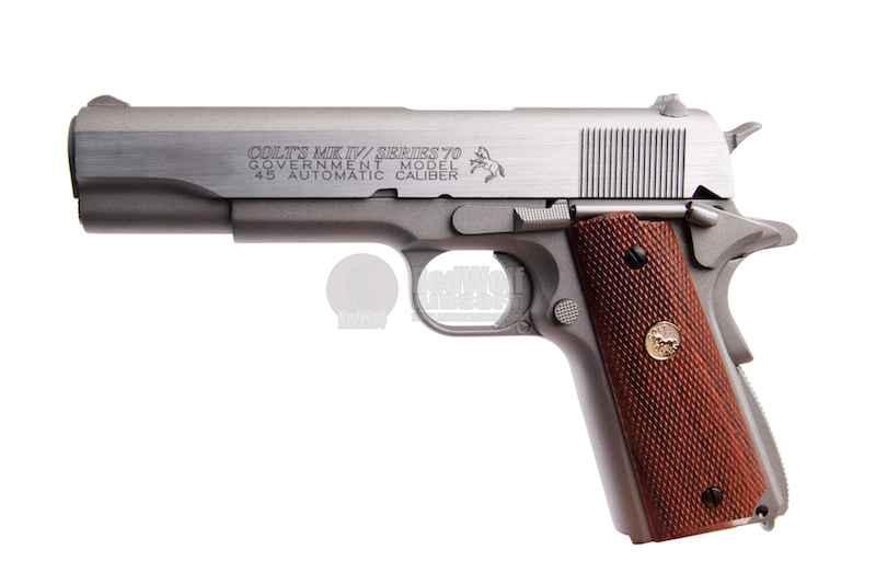 Cybergun Colt M1911 MKIV Series 70 Government CO2 GBB