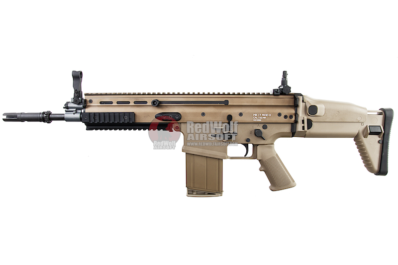 Cybergun FN SCAR H GBBR - TAN (by VFC)