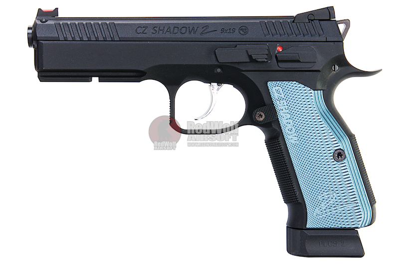 KJ Works CZ Shadow 2 (ASG Licensed) - Co2 Version