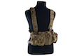 Haley Strategic D3CR-X Heavy Disputive Environments Chest Rig Heavy - Multicam