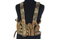 Haley Strategic Disruptive Environments Chest Rig - Kryptek Mandrake