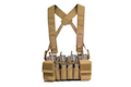 Haley Strategic D3CR-X Disruptive Environments Chest Rig - Coyote