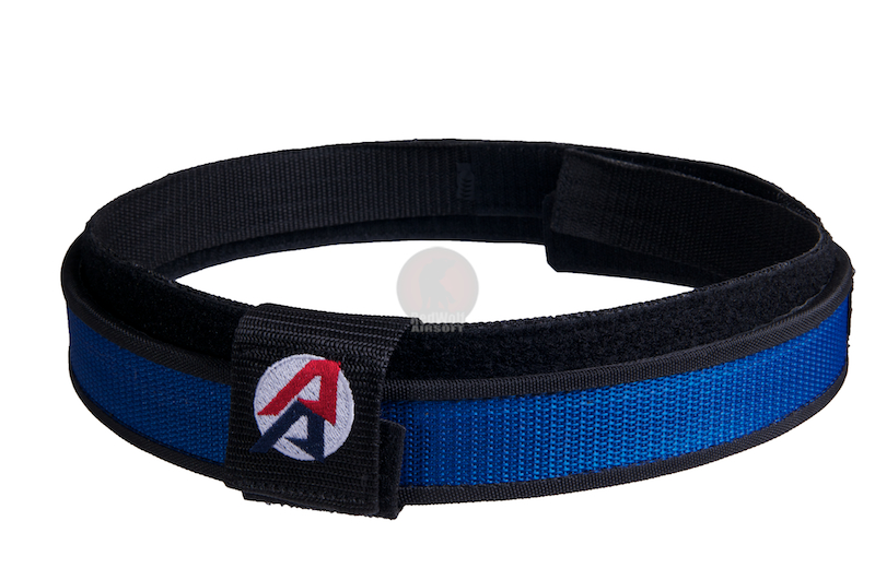 DAA IPSC Competition Belt (32 inch / Blue)