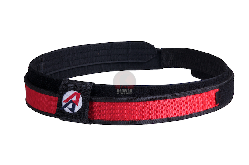 DAA IPSC Competition Belt (34 inch / Red)